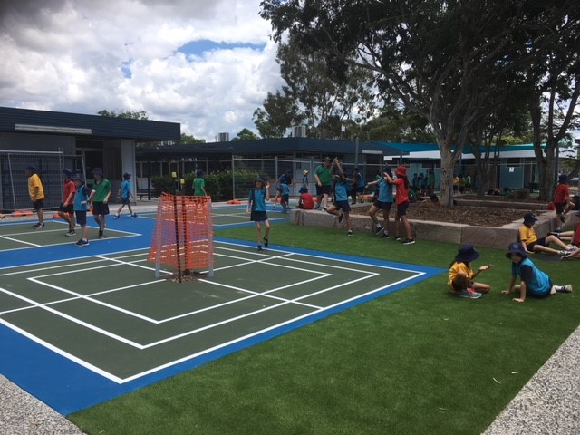 New play area open!